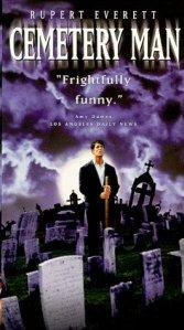 Cemetery Man (Dellamorte Dellamore) Poster
