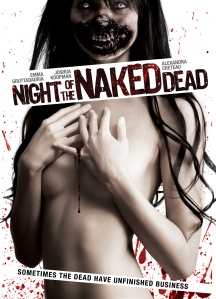 Night of the Naked Dead Key Art
