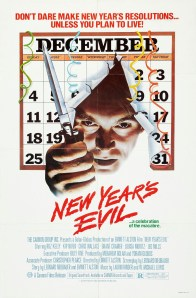 New Year's Evil Poster