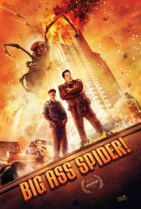 Big Ass Spider! Poster