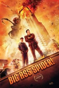 Big Ass Spider! Poster