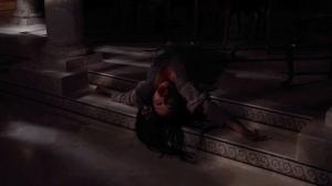 Deadly Presence Elissa Dowling Victim on floor