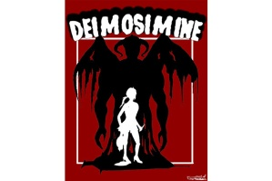 Deimosimine Poster 2